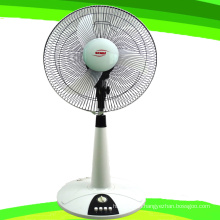 16 Inches DC24V Table Stand Fan Solar Fan Desk Fan (FT-40DC-B)