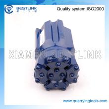 Insertar caliente Retrac tipo hilo botón bits de perforación de cantera