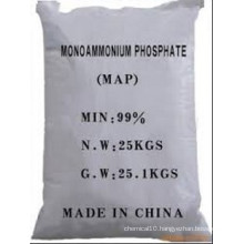 Map Monoammonium Phosphate Fertilizer with Purity 98%