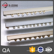 SLG08 corded curtain track with pulley system cheap price
