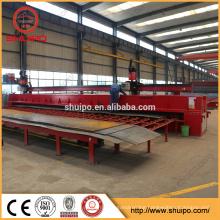 Flat Board automatic straight seam shuipo welding machines