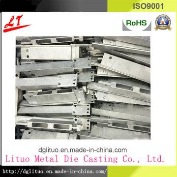 Hardware liga de alumínio fundição radiador Deflector de ar Wind Board