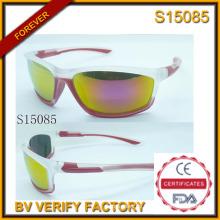 2015 Italien Design Sport Sonnenbrillen mit kostenlose Probe (S15085)