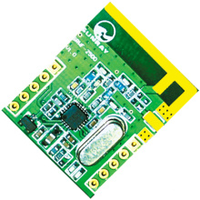 Радиопередатчик на 2,4 ГГц Ism, без микроконтроллера