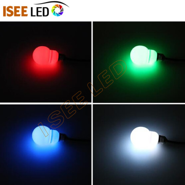 ديكور السقف DMX RGB 3D LED لمبة