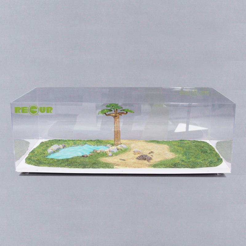 Acrylic Map Stand