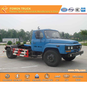 DONGFENG 4x2 6M3 garbage collecting truck