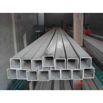 Tubo de aço quadrado pré-galvanizado