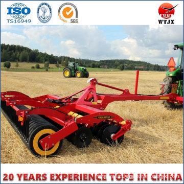 Máquinas agrícolas Cilindro hidráulico com duplo efeito
