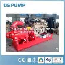 Pompe à incendie de moteur diesel