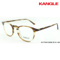 optical frames acetate eyewear stripes spectacles slim rim eyeshape all face