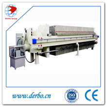 Recessed Chamber Oil Filter Press