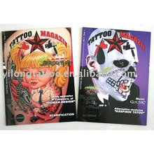 Tattoo Magazine and Flash