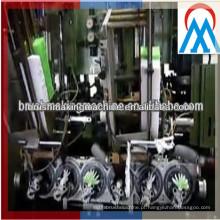 Máquina de perfuração e tufos de escova de plástico automática CNC