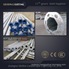 6m8m9m Round or Polygonal Street Lighting Pole