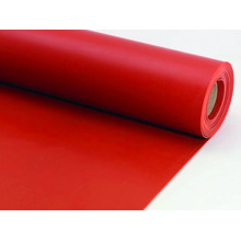 Red Cold Resistant Flame Retardant Neoprene Rubber Mat for Floor