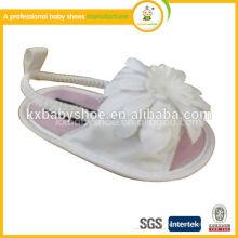 Sandales de confort doux mignonnes chaussures pour bébé chaussures pour enfants en gros