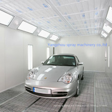 Alta calidad Spl Car Spray Booth con CE