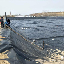 hot selling PVC  HDPE Pond Liner Geomembrane