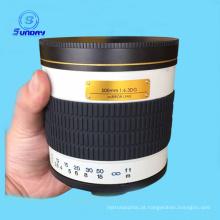 Lente de Espelho Reflex de 500mm F 6.3 HD para Pentax