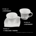 Restaurant Square Coffee Cup, Espresso Cup, porcelain Cup for Hotel & Restaurant