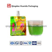 Lovely Wholesale wiederverwendbare Flüssigkeit Standbeutel / Tülle Beutel mit guter Qualität