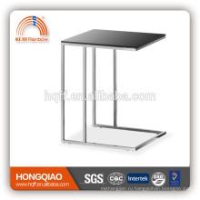 Э-24 стекло /шпон журнальный столик дерево