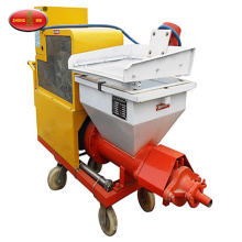 Wall cement spray plastering machine Mortar Plaster Spraying Machine