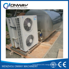 Shm Stainless Steel Cow Milking Yourget Machine Milk Cooling Tank Price for Milk Cooling with Cooling System