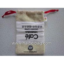 Jute Geschenk Tasche (HBHJU-039)
