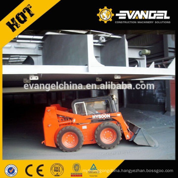 China HYSOON Mini Skid Steer Loader HY850 With Attachemts
