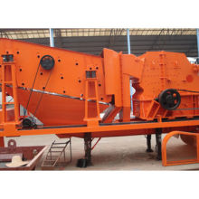 Mobile Vibration Machine with High Capacity and Energy-saving