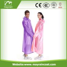 Outdoor PVC Adult Raincoat
