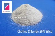 Choline Chloride 50% Silica Choline Chloride for Poultry Feed