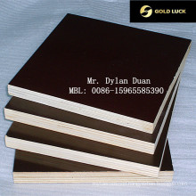 Red Film Faced Plywood for Construction