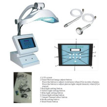 Photon LED Skin Rejuvenation PDT Máquina de beleza facial