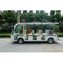 Elektrischer Shuttlebus mit 8 Sitzplätzen für den Campus