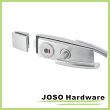 Bloqueio de porta de vidro com cilindro de privacidade (GDL020C-2)