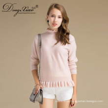 New Design Custom Korean Style Wool Sweater From Manufacturers In China