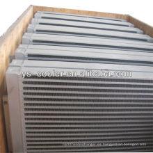 Profesión aluminio placa-aleta máquina intercambiador de calor empresa