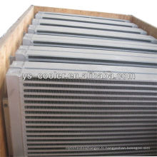 Profession société d'échangeurs de chaleur machines à finition en aluminium