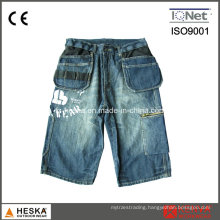 Wholesale Blue Jean Short New Style Jeans Pants