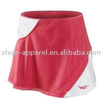 Falda de tenis de las mujeres atléticas 2013 estándar de la UE