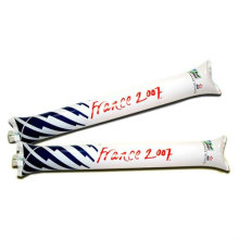 PE cheering inflatable stick