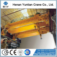 YZ 100 ton ladle lifting crane, Installation Available Metallurgical Bridge Crane