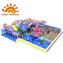 Super Market Indoor Playground Equipment en venta
