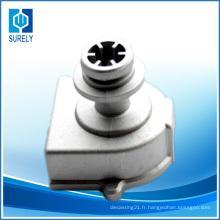 Pièces de machines personnalisées par pièces en fonte d'aluminium
