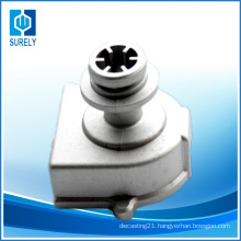 Customized Machinery Parts by Aluminum Casting Parts