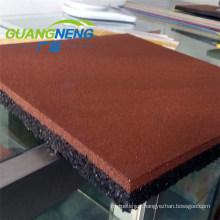 Indoor Gym Children Play Area Ground Rubber EPDM Safety Flooring Tile Mat