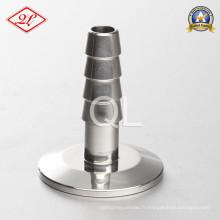 304/316 Tuyau d'accouplement à tuyau long à manchon d'acier à étanchéité sanitaire